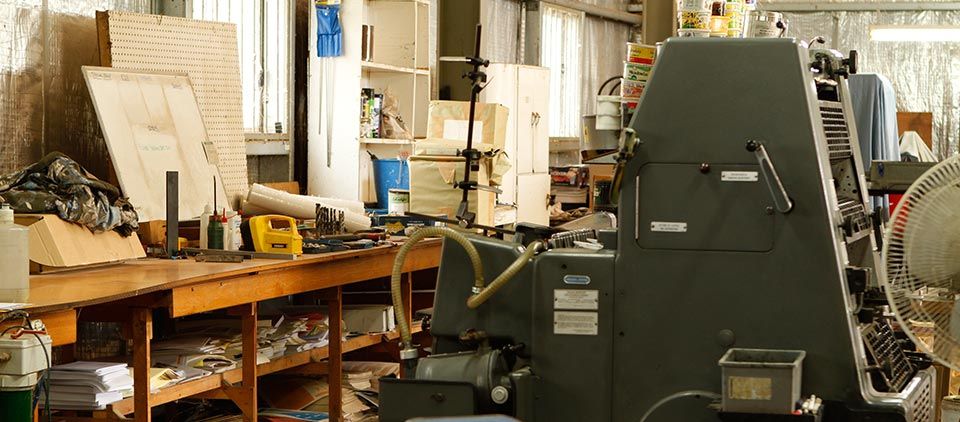 Lynx Printing Service - Commercial & Industrial printing Mudgee